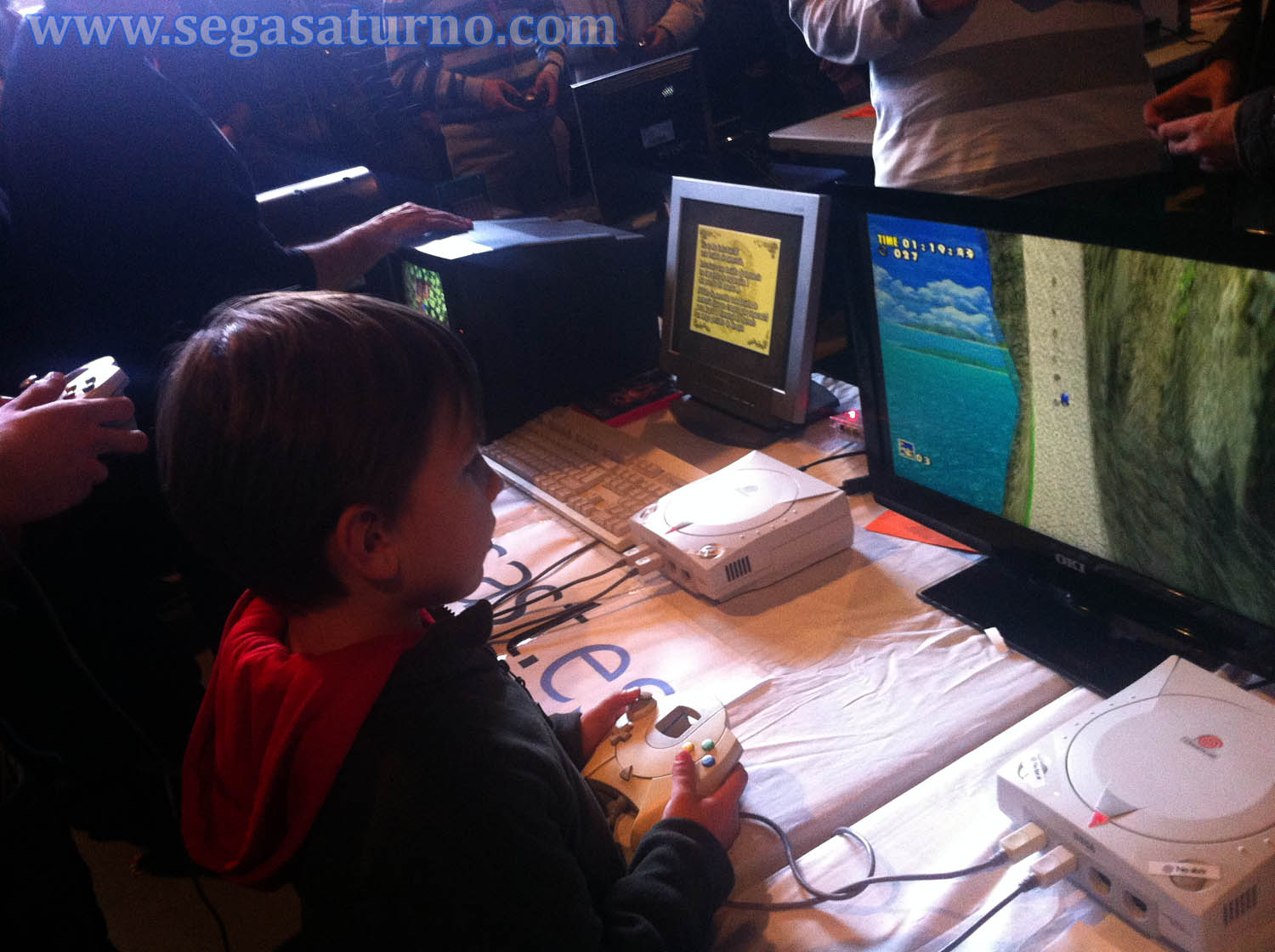 retromadrid retro madrid sega saturno dreamcast
