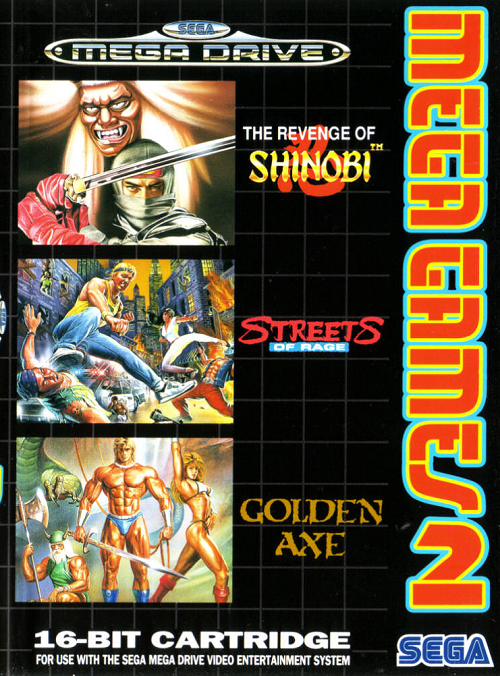 Aquellos Maravillosos Videojuegos Parte 3 Sega Megadrive
