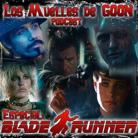 cine Los Muelles de Goon Podcast Especial Blade Runner Ridley Scott Sueñan los Androides con ovejas electricas? Phillip k. dick