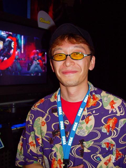 Noriyoshi Ohba SEGA