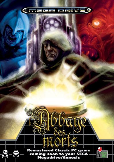 L'Abbaye des Morts megadrive