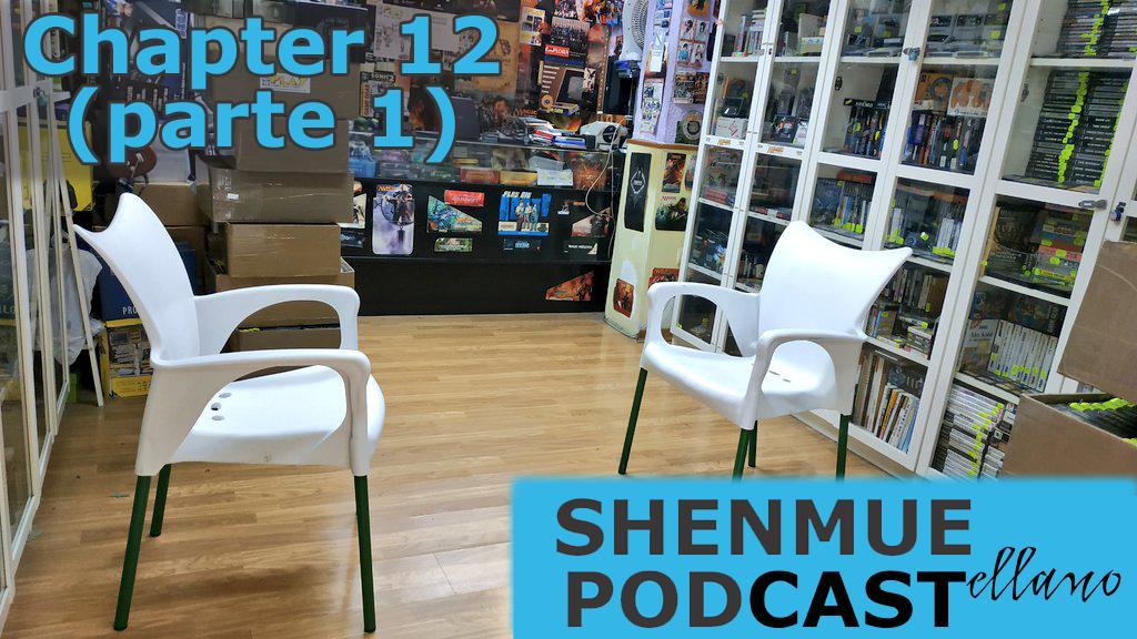 Jose Luis Romeu Shenmue 3 Museo Dreamcast Yu Suzuki entrevista Walmart video leak E3 2019 Expo Manga Paris 2019 masterclass