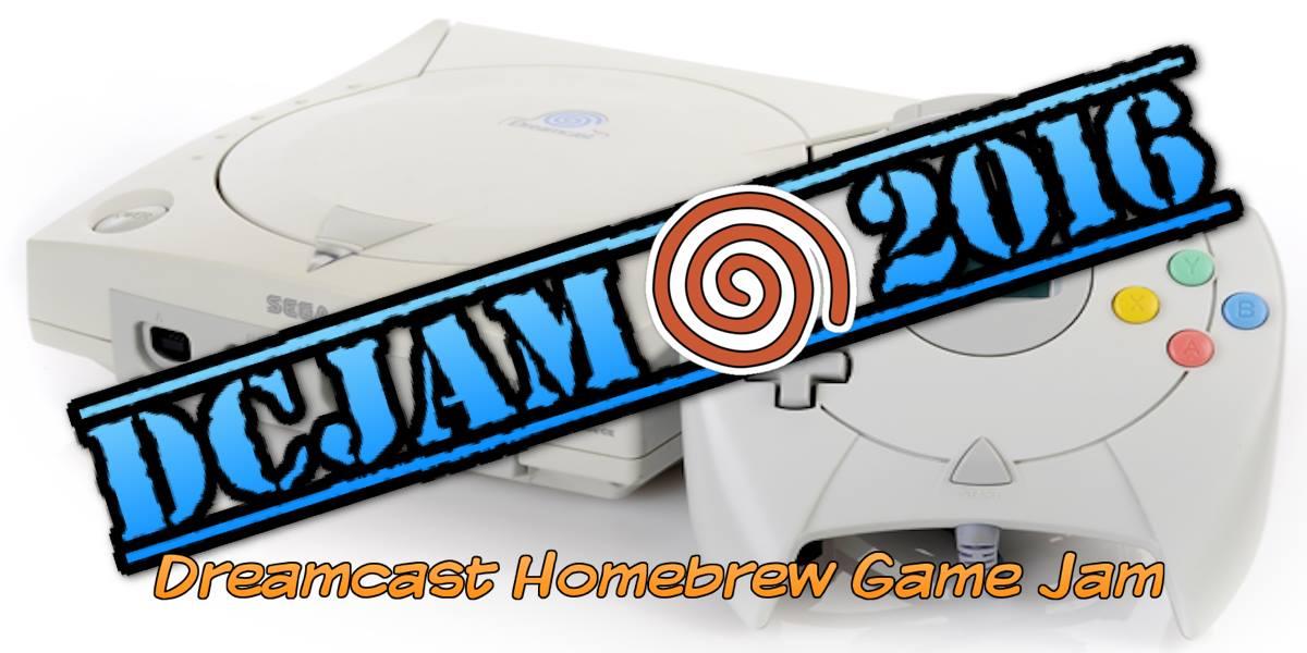 Dreamcastnoid DCJAM Arkanoid clone homebrew DC Bennu Fenix DIV fork