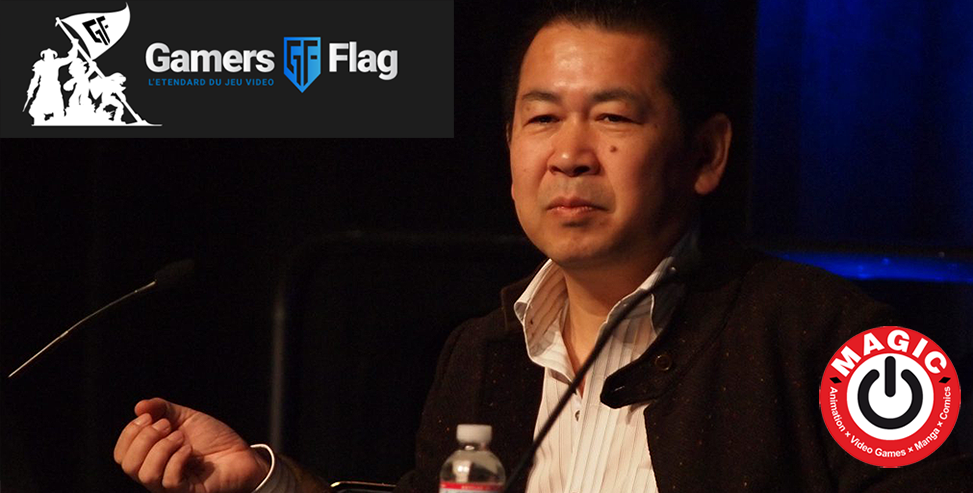 Gamers Flag MAGIC Monaco Yu Suzuki Shenmue III 3 entrevista interview