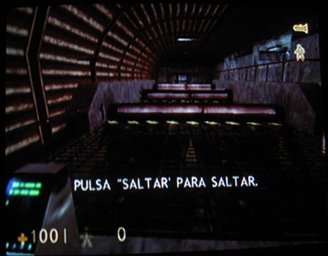 Traduccion de Half Life al español