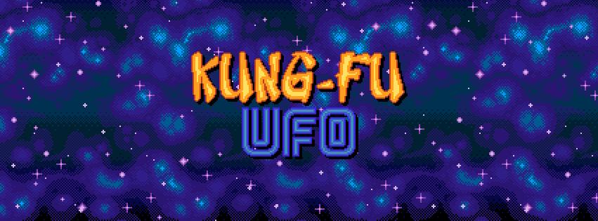 Kung Fu UFO megadrive 2018 game