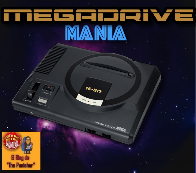 Megadrivemania frontend