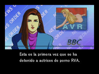 policenauts hideo kojima saturn psx español traduccion translation