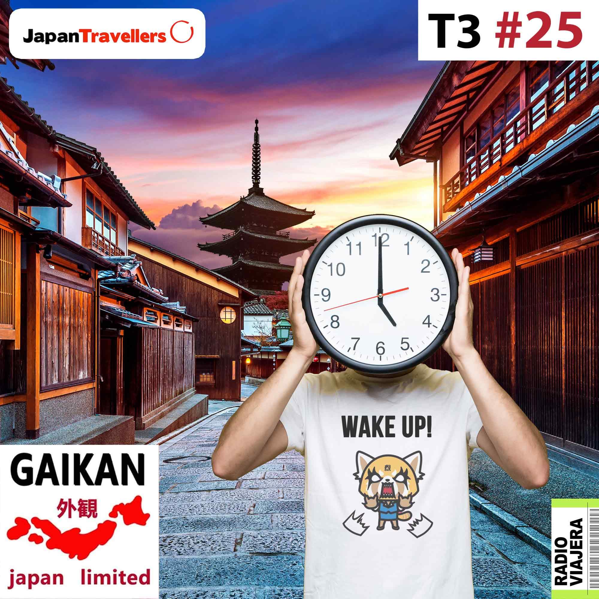 experiencias en el primer viaje a Japón
