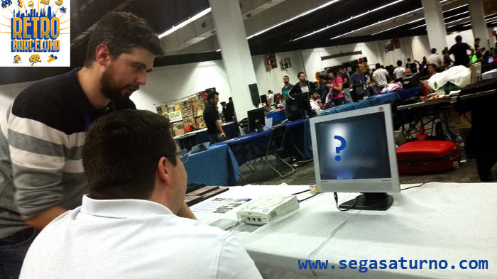 retrobarcelona 2016 barcelona games world segasaturno dreamcast.es tio victor