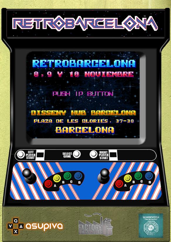 retrobarcelona retro barcelona evento segasaturno 2013