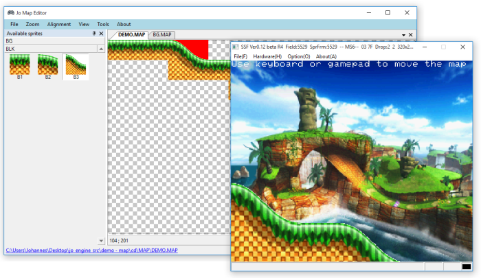 sdk saturn ide jo engine