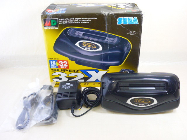 sega 32x add on