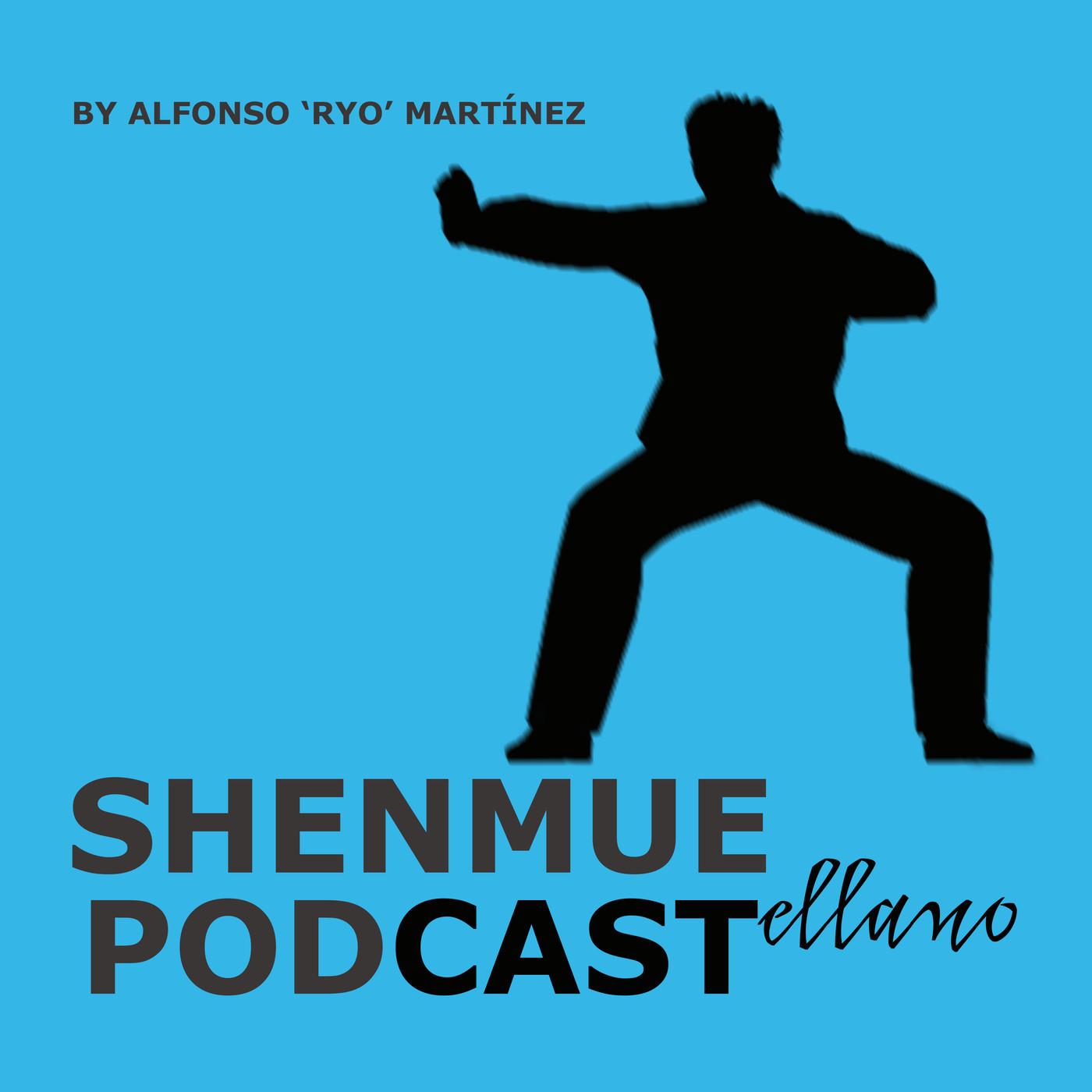 shenmue am2 yu suzuki chapter 1 yokosuka podcast marti sanz alfon martinez ryo suzuki japon sakuragaoka dobuita yamanose