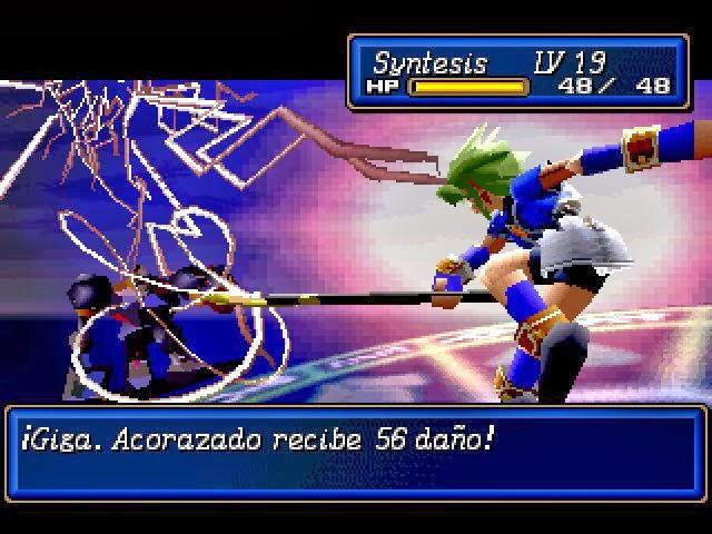 Shining Force III Scenario 2 ya está completamente en español
