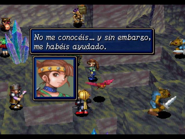 shining force 3 scenario 2 traduccion al castellano español dantares
