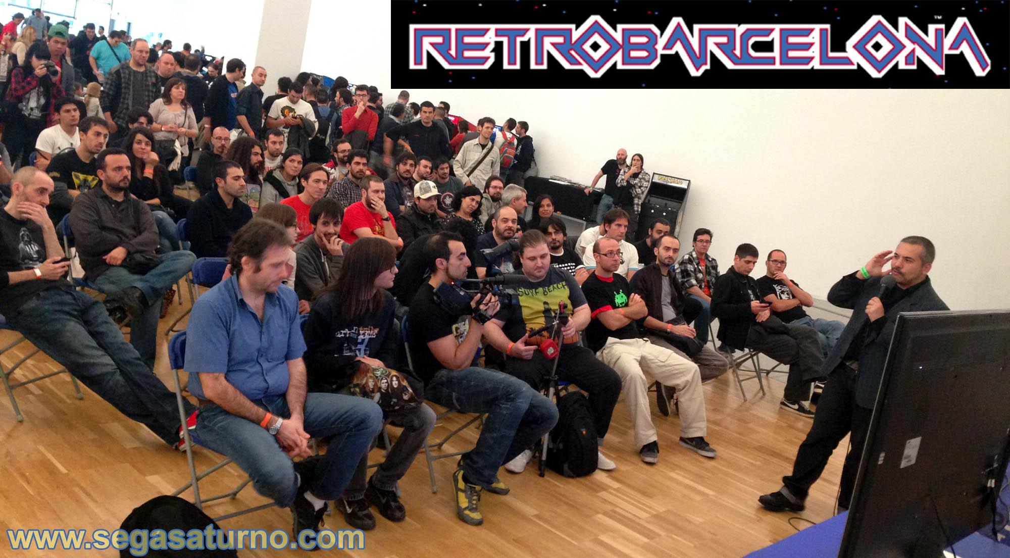 retro barcelona retrobarcelona charla spidey conferencia