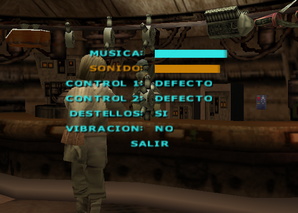 Star Wars Racer Doblado Al Castellano V3 game dreamcast