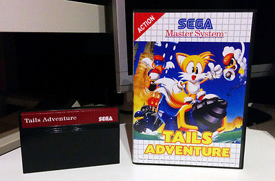 tails adventure game gear to master system patch update 2016