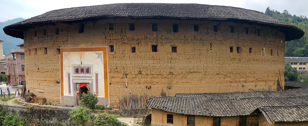 Fujian Tulou shenmue 3 yu suzuki