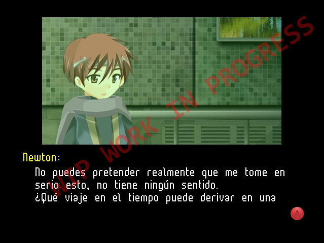 SEGA Proyecto Project BENNUGD Bennu Dreamcast homebrew indie game visual novel adventure