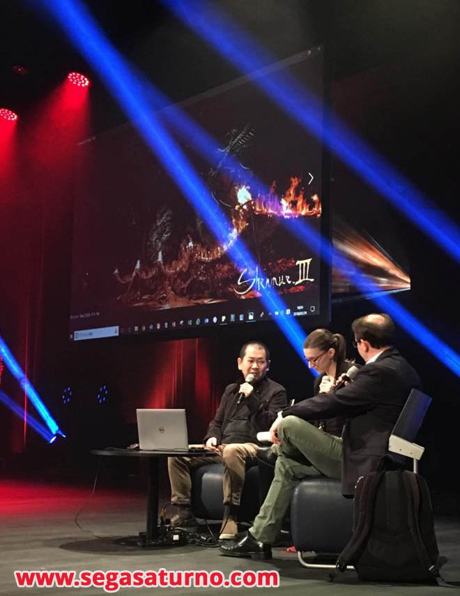 magic monaco shenmue 3 III yu suzuki monaco MAGIC 2018