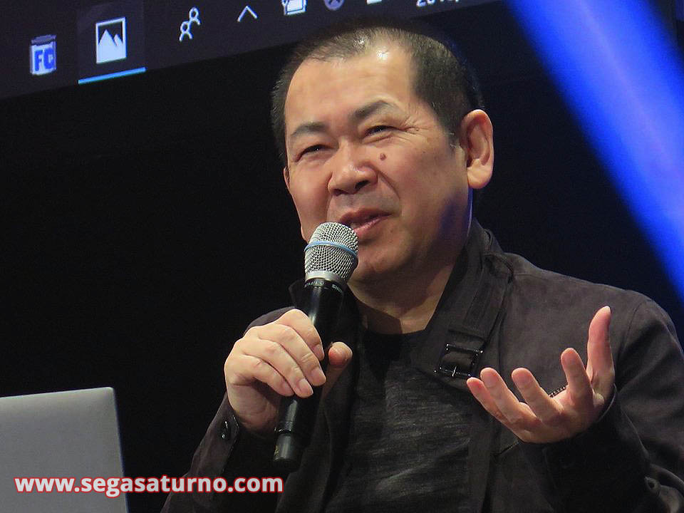 YU suzuki shenmue 3 III magic monaco 2018