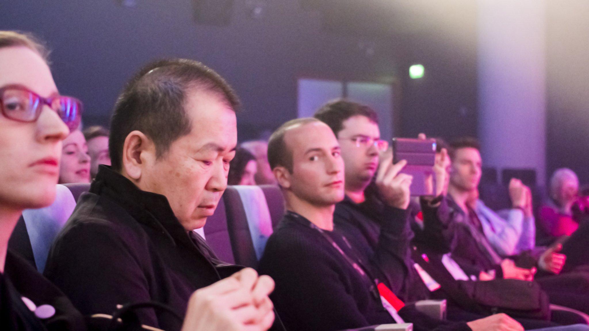 SHENMUEMASTER Ras Guillaume B. Victor Ilducci Shibuya Crazy Time SEGASATURNO STAFF yu suzuki monaco MAGIC 2018