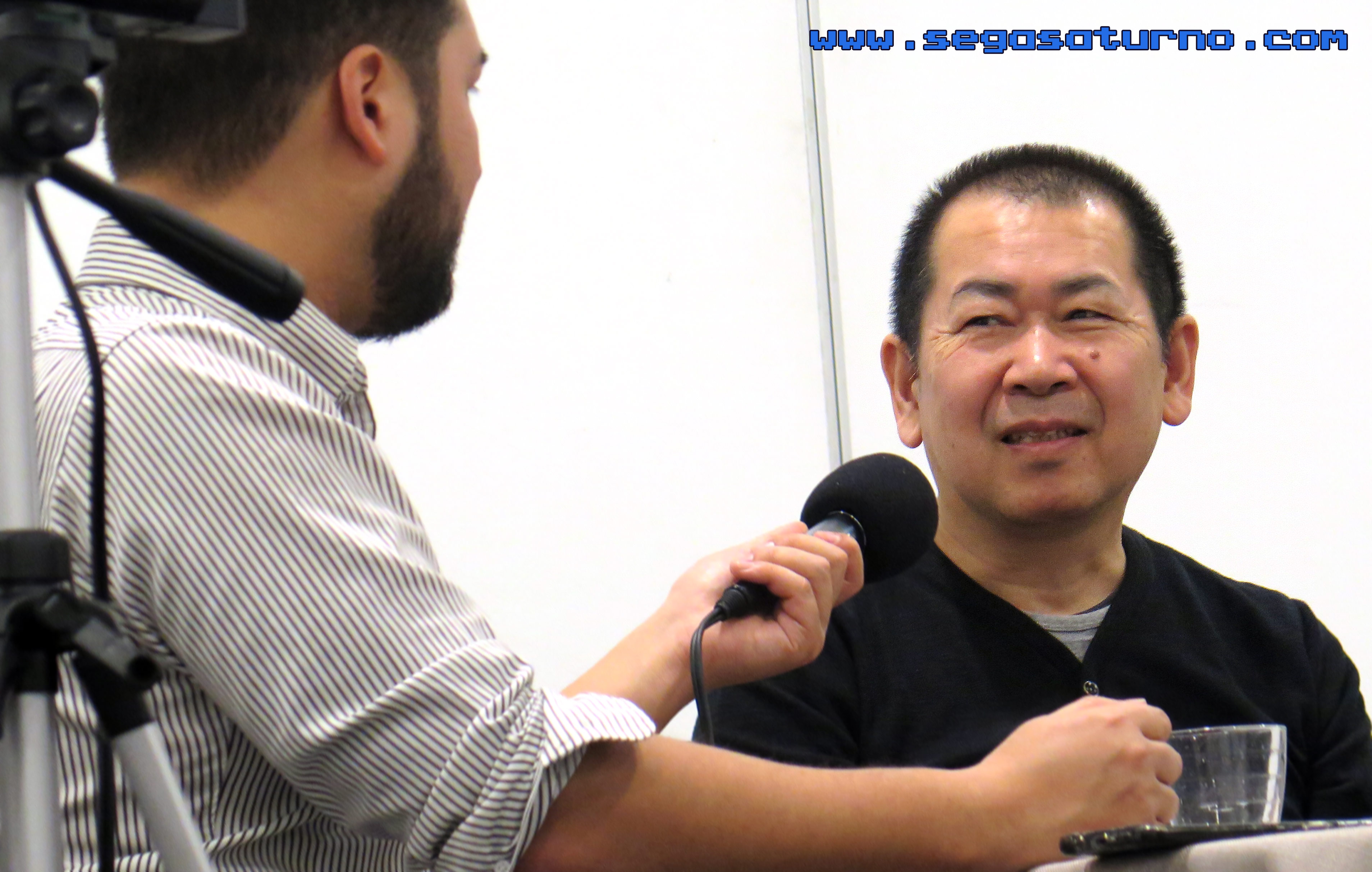 Yu Suzuki YS NET Deep Silver interview entrevista 2019 Magic Monaco Shenmue III 3 SEGASaturno Spain