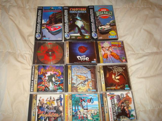 Juegos Sega Saturn Novedades Personales