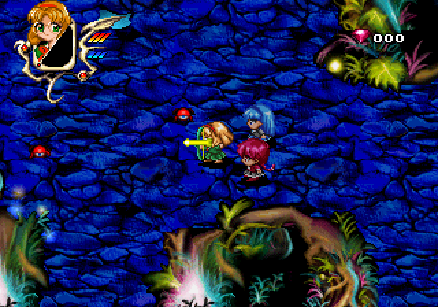 554817_magic_knight_rayearth_sega_saturn_screenshot_fuu_shoots_tiny
