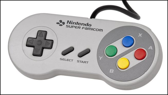 super_famicom_controller