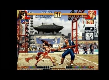the_king_of_fighters_97_sega_saturn