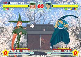 Juegos Mi Top 10 De Juegos De Lucha 2d En Sega Saturn